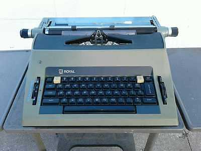 Royal Centurion Electric Typewriter