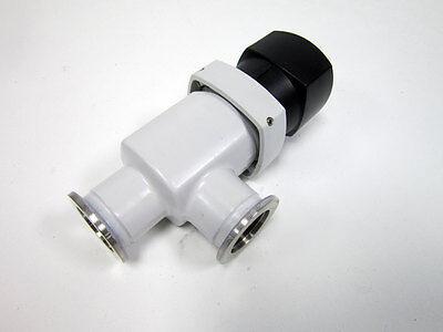 Leybold Vakuum Ev 25 Qs Va Angle Isolation Valve Manual Click