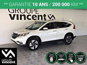 2015 Honda CR-V Touring AWD **GARANTIE 10 ANS**