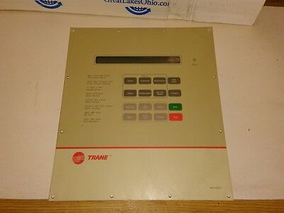 Trane Chiller Digital Adaptive Control Panel X13650855-01 Rev D