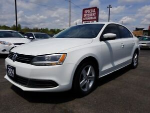 2014 Volkswagen Jetta 1.8 TSI Comfortline CLEAN CAR-PROOF !!!