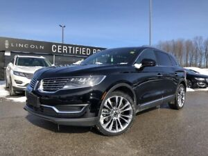 2017 Lincoln MKX Reserve AWD|ACTIVE PARK ASSIST|SYNC 3|LANE K...