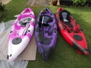 kayak in Geelong Region, VIC | Kayaks & Paddle | Gumtree