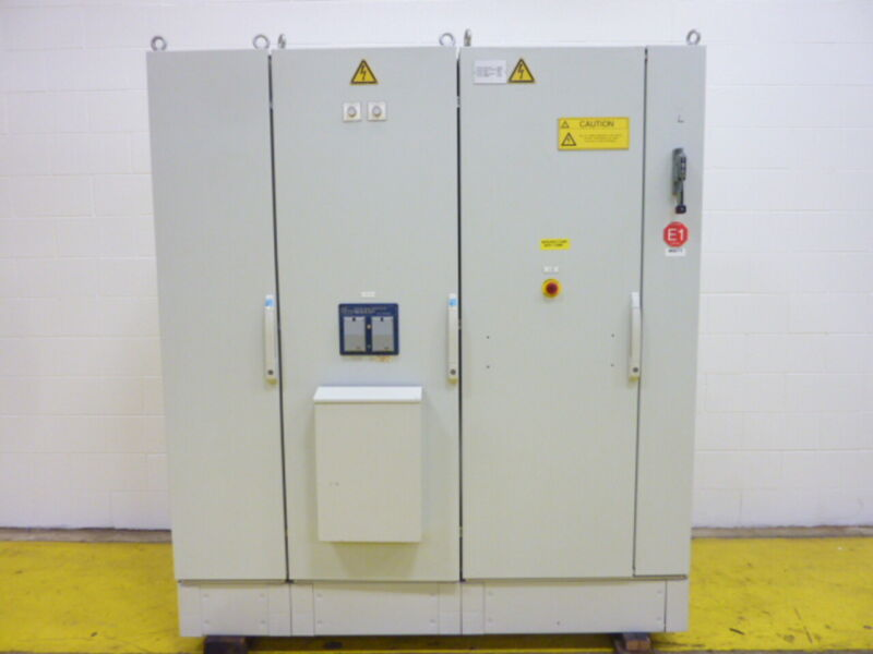 SIEMENS Industrial Control Cabinet AA/T9 Used #46071