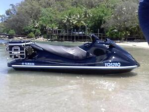 VX Yamaha Deluxe waverunner Smithfield Cairns City Preview