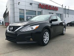 2018 Nissan Altima S      $160 BI WEEKLY BUDGET-FRIENDLY SEDAN!