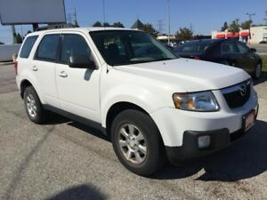 2009 Mazda Tribute GX I4,One Owner,Accident Free,Certified,Wrnty