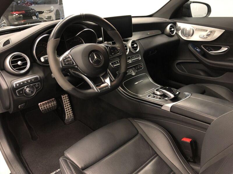 Image 22 Voiture Européenne d'occasion Mercedes-Benz C-Class 2017