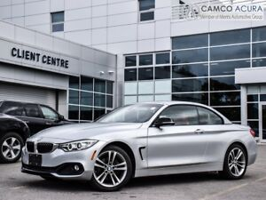 2014 BMW 4 Series 428i xDrive Hard Top Convertible!
