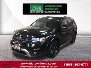 2018 Dodge Journey Crossroad AWD-leather-DVD-7 passenger