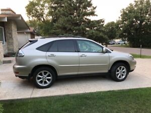 2008 Lexus RX350 clean title and fresh safety PRIVATE SALE