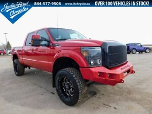 2015 Ford F-350 Larait 4x4 | LIFTED | PowerStroke Diesel