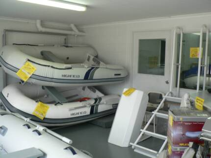 CLOSING DOWN SALE - INFLATABLE BOATS/ALL BOATING THINGS Hemmant Brisbane South East Preview