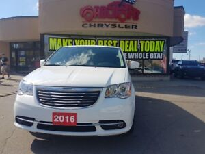 2016 Chrysler Town & Country TOURING 2 DVD P-ROOF NAVI REAR CAM