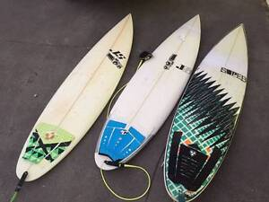 Four Surf Boards For Sale Charlestown Lake Macquarie Area Preview