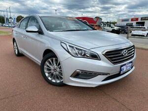 2015 Hyundai Sonata LF Elite Silver 6 Speed Sports Automatic Sedan