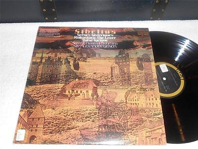 - SIR ALEXANDER GIBSON Sibelius Scenes historiques '78 RCA GOLD SEAL STEREO LP NM