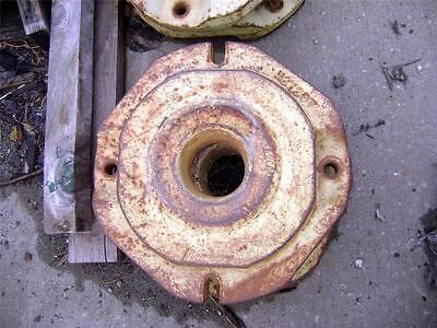 John Deere 420 430 Rear Wheel Weights Standard And Utility Type