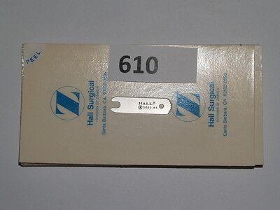 Hall Surgical Blade Model 5053-65