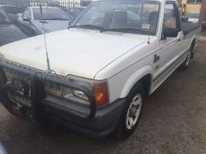1994 ford courier xl ute - Finance or (*Rent-To-Own *$39 pw) North Geelong Geelong City Preview