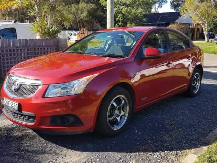 2011 Holden Cruze Sedan 1.4l turbo P plater friendly Rocky Point Wyong Area Preview