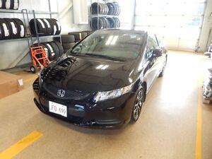 2013 Honda Civic Cpe LX Sporty car