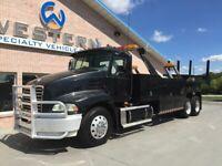 2005 Mack CXN612 T/A Wrecker Tow Truck Zacklift Zack Lift Tandem