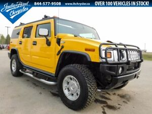 2004 HUMMER H2 Low KMs   Leather   PST Paid