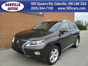 2013 Lexus RX 350 LEATHER-SUNROOF/REAR VIEW CAM  CAMERA