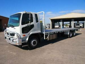 2013 Fuso Fighter 2427 Tray Auto South Murwillumbah Tweed Heads Area Preview