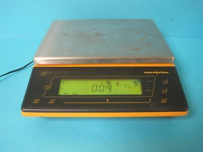 Sartorius Lc4800p Ag Gottingen Laboratory Digital Scale Used Lc 4800 P Works