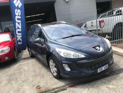 2010 Peugeot 308 HatchbackREGO RWC drive away Dandenong Greater Dandenong Preview