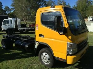 Fuso Canter Turbo Cab Chassis with  PTO Hydraulics Yatala Gold Coast North Preview