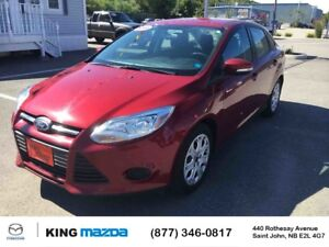 2014 Ford Focus SE - HEATED SEATS! BLUETOOTH! 1 OWNER! CLEAN CAR