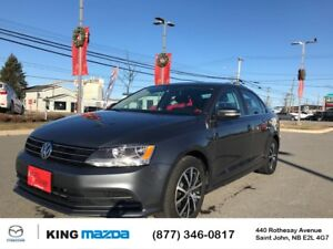 2016 Volkswagen Jetta Sedan Comfortline 1.4L TURBO..NEW BRAKES..