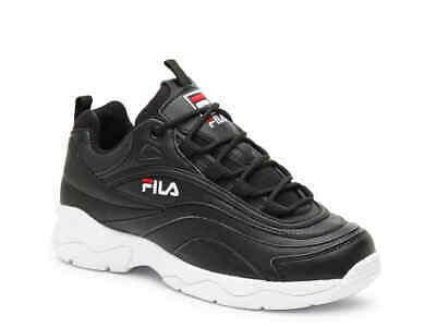 Fila Women's Disarray Black Sneakers Comfort Shoes Various Sizes
