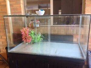 Oversized 4ft tank with lighting Burton Salisbury Area Preview