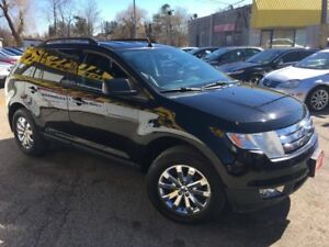 2007 Ford Edge SEL/ DVD/ LEATHER/ ALLOYS/ POWER GROUP!