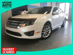 2011 Ford Fusion SEL AWD CUIR TOIT OUVRANT