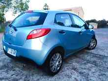 11/2009 Mazda 2 Neo- Automatic, Low Km, Long Rego Hobart CBD Hobart City Preview