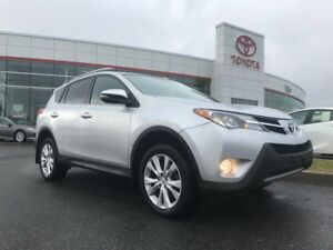 2015 Toyota RAV4 Limited- TECH.