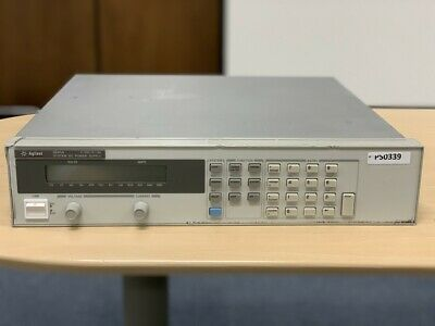 Agilent 6645a Dc Power Supply
