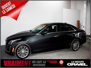 2017 Cadillac CTS 329$/2 SEMAINES AWD 3.6 L
