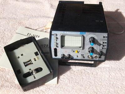 Vintage Soviet Ussr Oscilloscope Multimeter All In One C1-112a Nos 1991