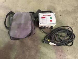 Hurner HST-S-160 Electro Fusion Welder - Hire Jandakot Cockburn Area Preview