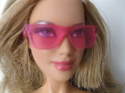 My Scene Fashionista Glam Luxe Life in Dream House Sunglasses~Dk Hot PInk (Hot Pink Ray Ban Sunglasses)