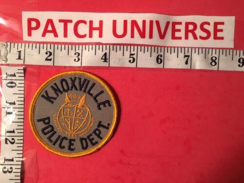 VINTAGE KNOXVILLE TENN POLICE  DEPT  SHOULDER PATCH  M077
