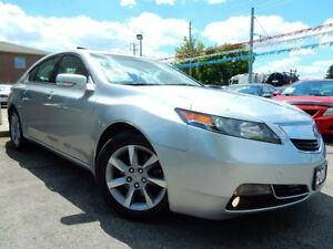 2012 Acura TL PREMIUM | LEATHER.ROOF | ACCIDENT FREE