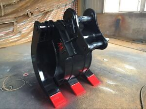 1.7ton to 45ton LOG GRAB GRAPPLE SUIT EXCAVATOR Mapleton Maroochydore Area Preview