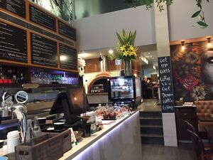 Vey Busy Licensed Cafe in the CITY for Sale.... Sydney City Inner Sydney Preview